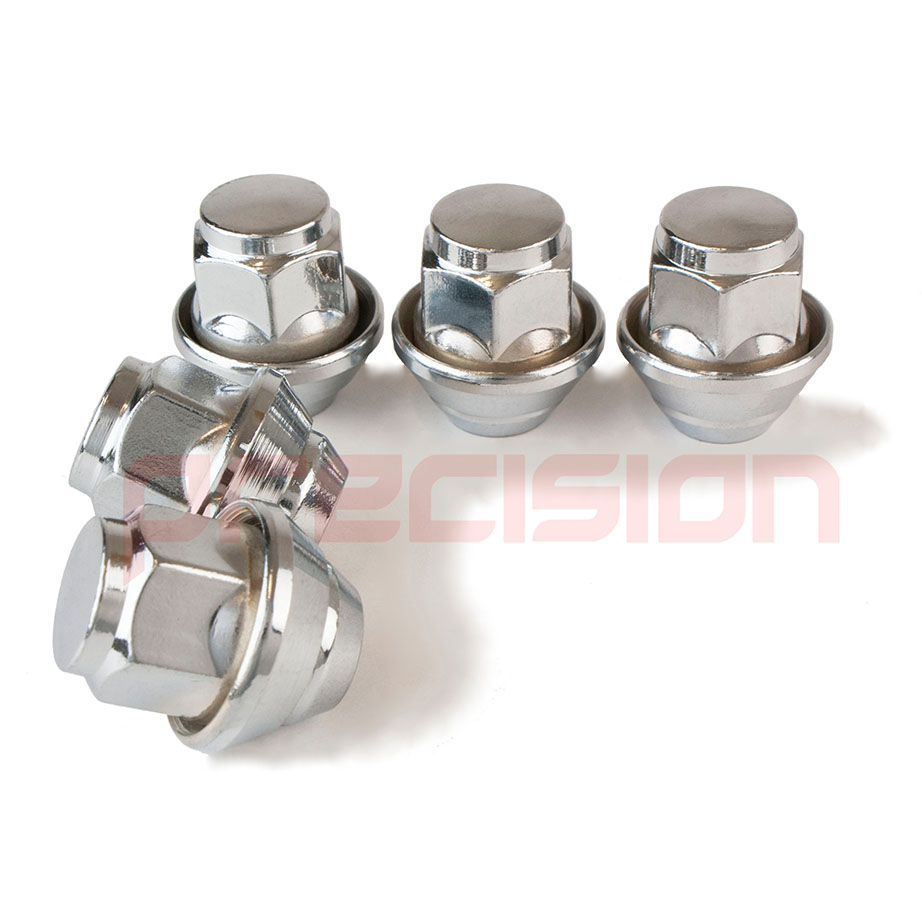 16 Wheel Nuts and 4 Locking Nuts for Ford Focus RS Mk2 Genuine Alloys