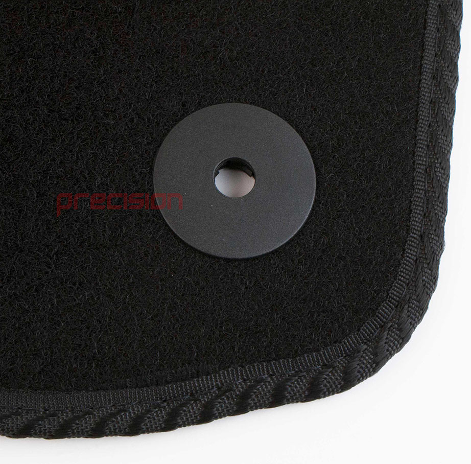 thumbnail 5 - Fitted-Tailored-Car-Mats-with-GTD-Logo-for-VW-Golf-Mk6-2008-2013