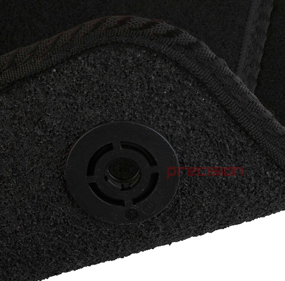 thumbnail 6 - Fitted-Tailored-Car-Mats-with-GTD-Logo-for-VW-Golf-Mk6-2008-2013