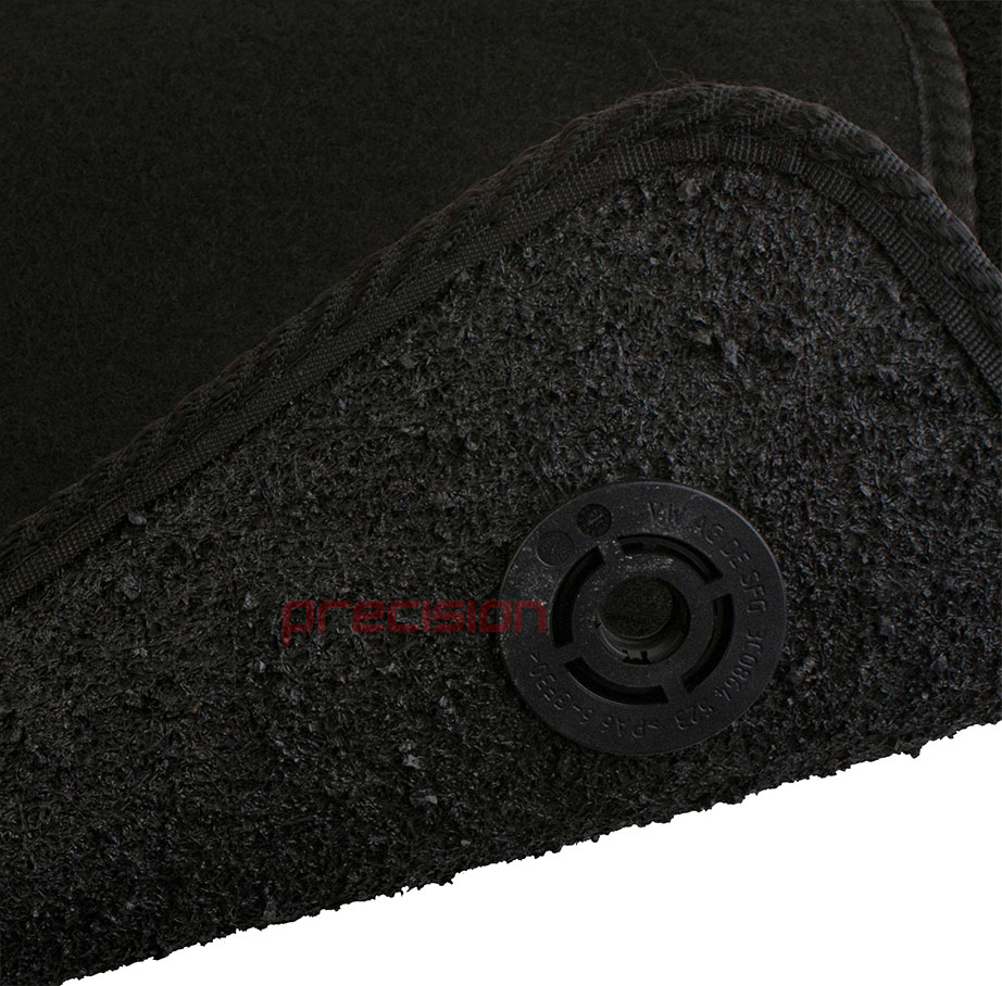 thumbnail 6 - Fitted Tailored Car Mats with GTD Logo for VW Golf Mk7 2013-2018