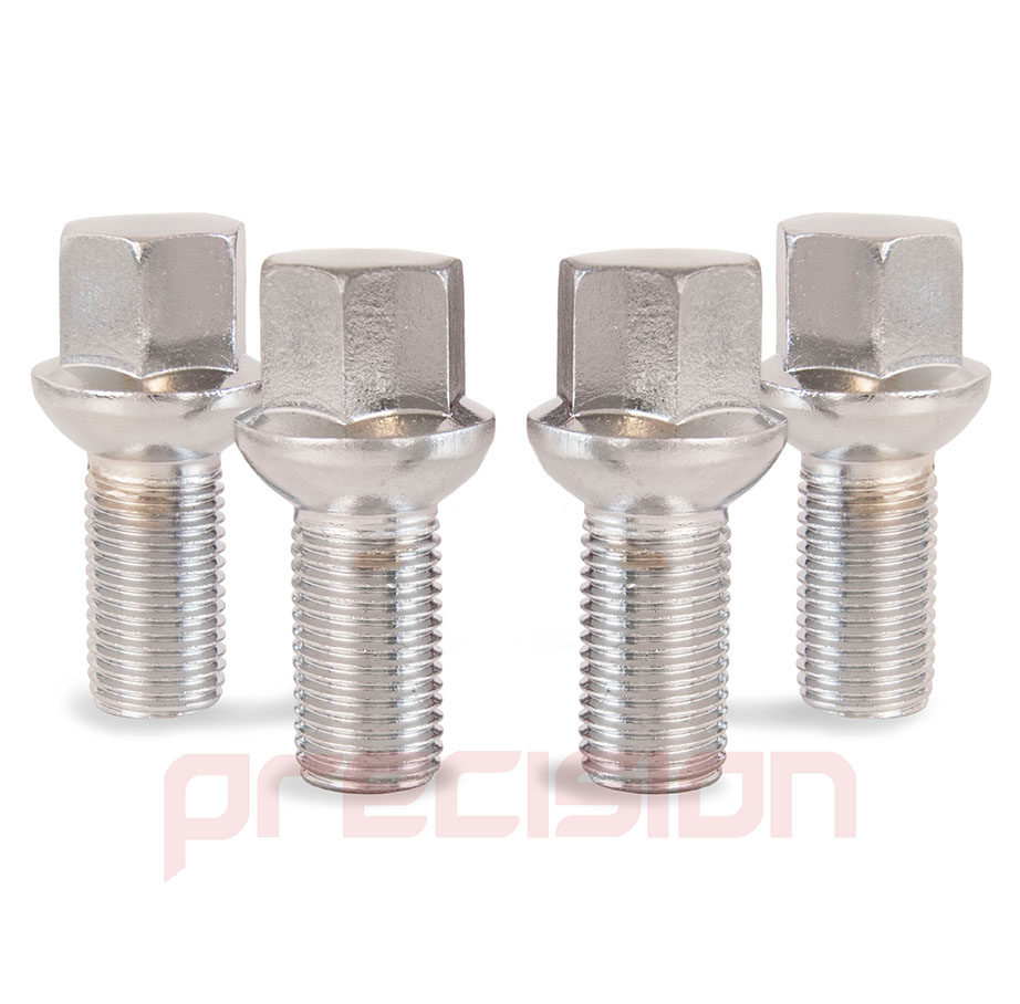 16-Chrome-Wheel-Bolts-and-4-Locking-Nuts-for-VW-Beetle-Genuine-Alloys thumbnail 7