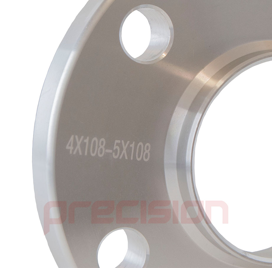 thumbnail 5 - 1 Pair of Hubcentric 15mm Alloy Wheel Spacers for Jaguar F-Type