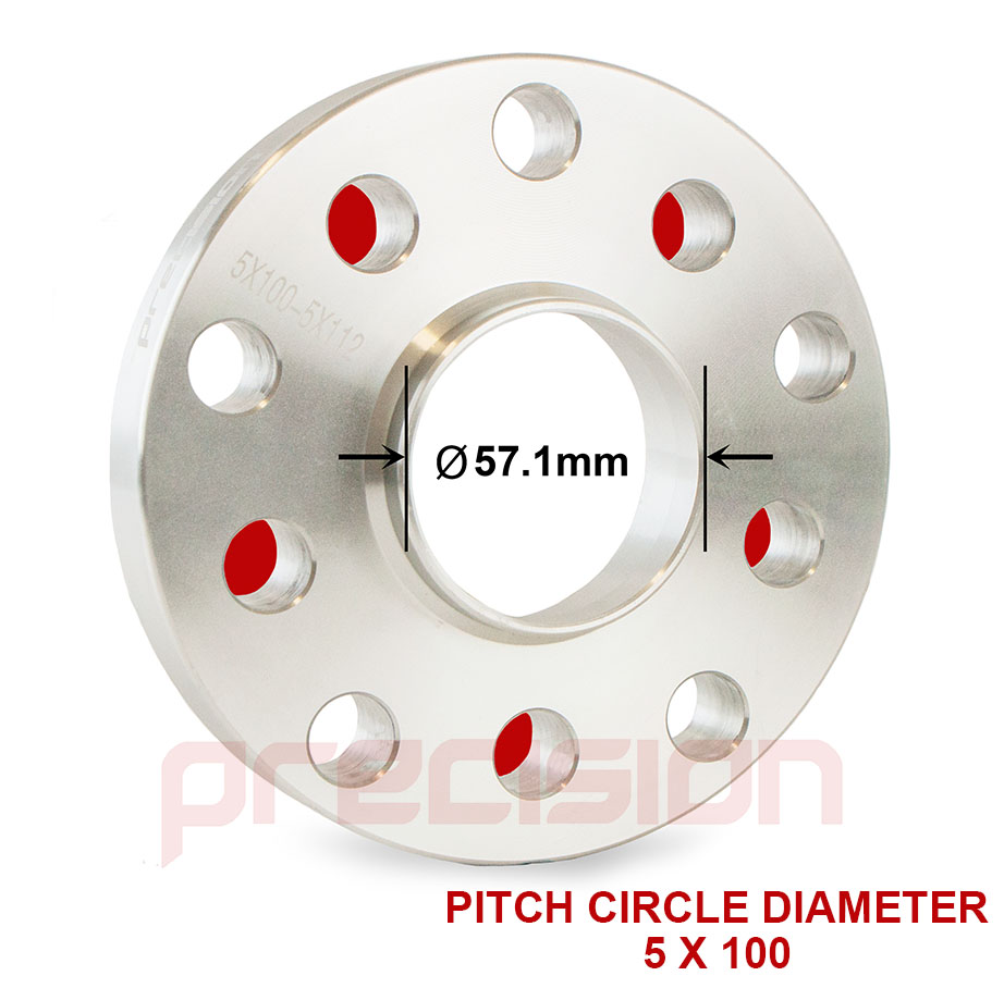 Spacers-20mm-Hubcentric-1-Pair-Bolts-Nuts-Audi-A4-B6-Aftermarket-Alloys thumbnail 3