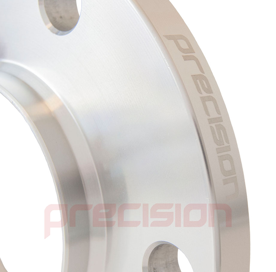 Wheel-Spacers-12mm-Hubcentric-1-Pair-Bolts-BMW-5-Series-E60-2003-2010 thumbnail 5
