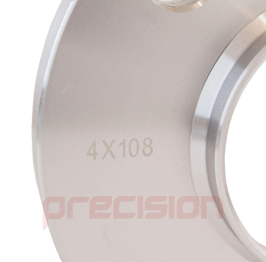 Spacers-20mm-Hubcentric-1-Pair-Bolts-Citroen-C3-2002-2009-Aftermarket-Alloys thumbnail 4