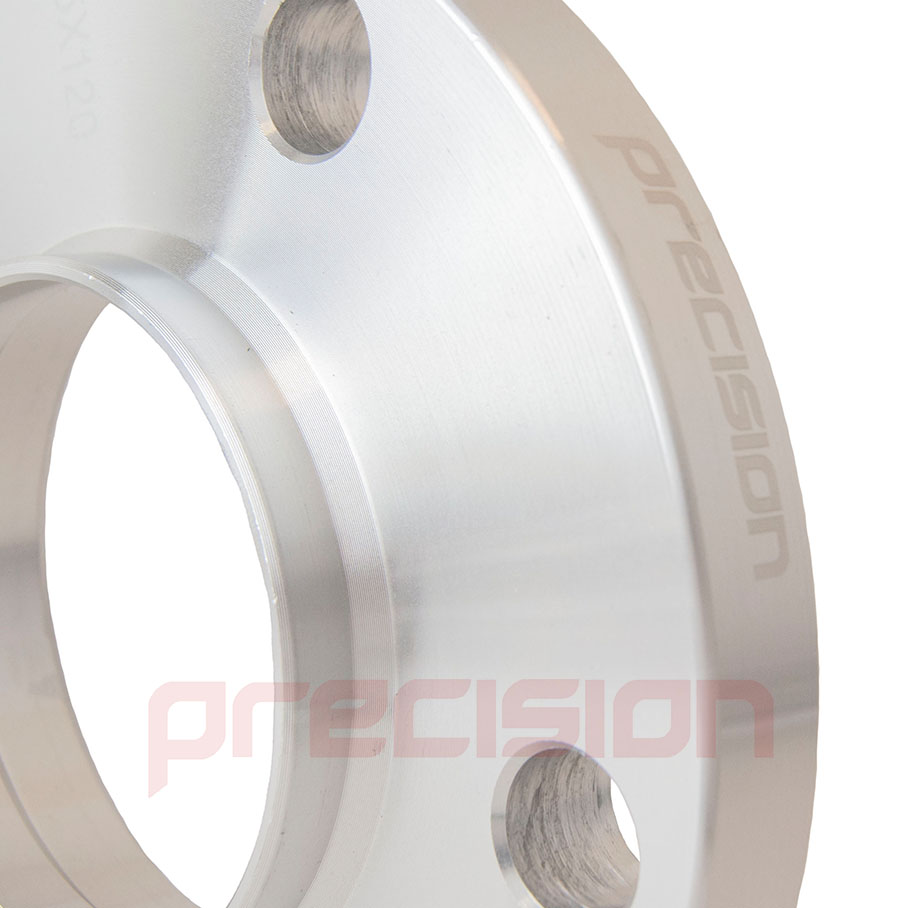 Wheel-Spacers-15mm-Hubcentric-1-Pair-with-Bolts-Nuts-for-BMW-Z4-E89-2009 thumbnail 5