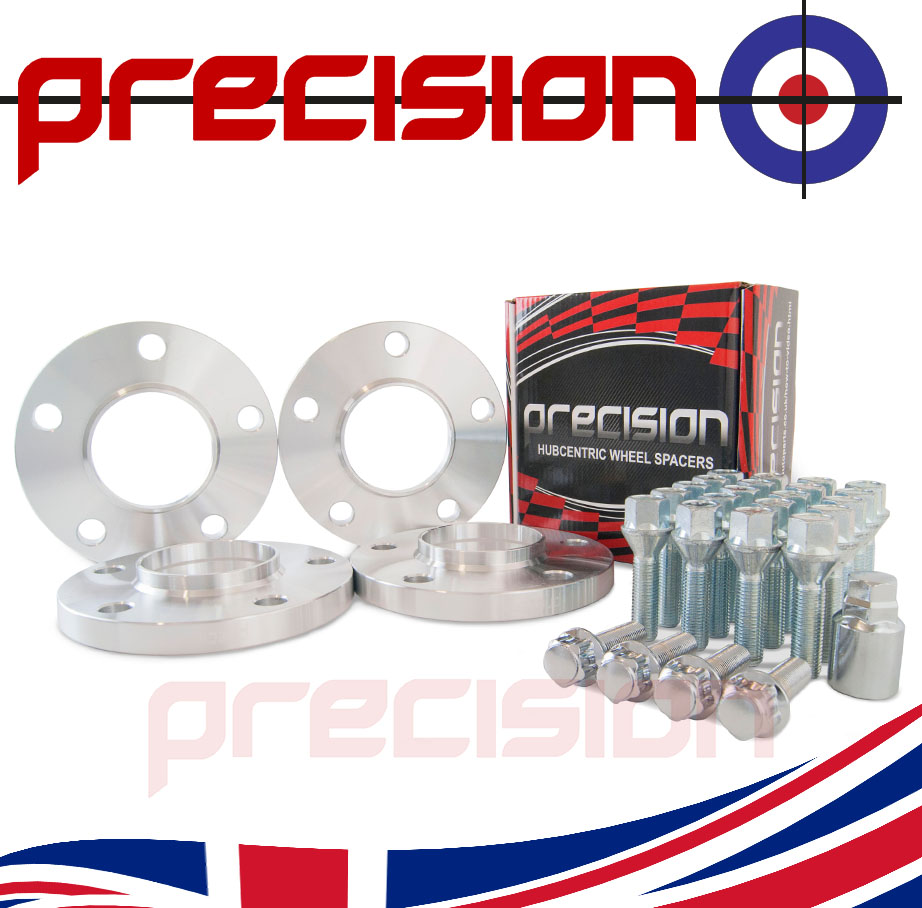 Spacers-2pr-15mm-with-Bolts-Nuts-and-Locking-Bolts-Nuts-for-BMW-3-Series-Alloys